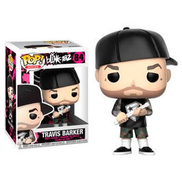 FIGURA POP BLINK 182 TRAVIS BARKER 9 CM