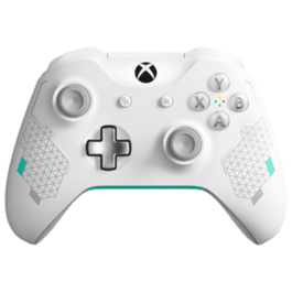 CONTROLLER WIRELESS SPORT WHITE SPECIAL EDITION MS XBOX ONE