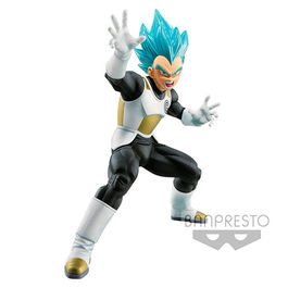 FIGURA DRAGON BALL VEGETA TRANSCENDENCE ART 16 CM