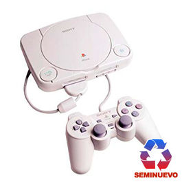 CONSOLA PLAYSTATION PS ONE (SEMINUEVA)