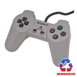 CONTROLLER SONY PS ONE (SEMINUEVO)