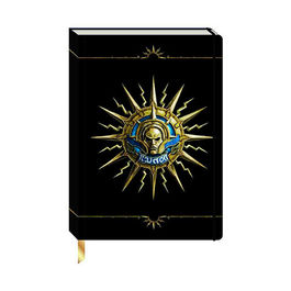 LIBRETA A5 WARHAMMER AGE OF SIGMAR SOTRMCAST ETERNAL