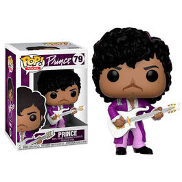FIGURA POP ROCKS PRINCE PURPLE RAIN 9 CM