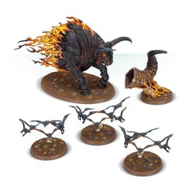 WH BEASTS OF CHAOS ENDLESS SPELLS (HECHIZOS PERMANENTES)