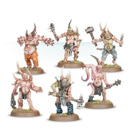 WH 40K POXWALKERS EASY TO BUILD (CAJA DEATH GUARD)
