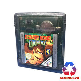 DONKEY KONG COUNTRY GAME BOY COLOR (SEMINUEVO)