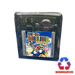 SUPER MARIO BROS. DELUXE GAME BOY COLOR (SEMINUEVO)