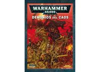 WH 40K CODEX DEMONIOS DEL CAOS (LIBRO)