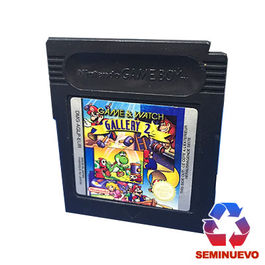 GAME & WATCH GALLERY 2 GAME BOY (SEMINUEVO)