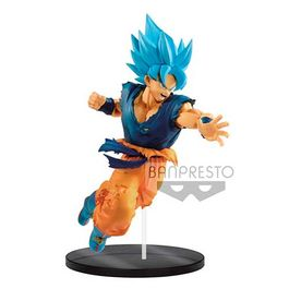 FIGURA DRAGON BALL ULTIMATE SOLDIERS SUPER SAIYAN GOD SUPER SAIYAN SON GOKU 20 CM