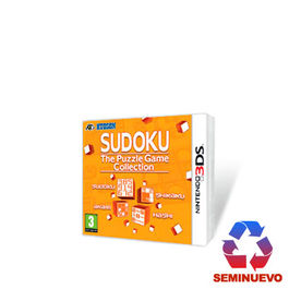 SUDOKU THE PUZZLE GAME COLLECTION 3DS