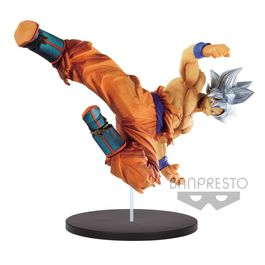 FIGURA DRAGON BALL SUPER SON GOKU FES VOL.8 ULTRA INSTINCT 20 CM