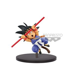 FIGURA DRAGON BALL SUPER SON GOKU FES KID BLUE 20 CM