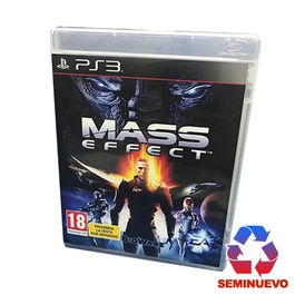 MASS EFFECT PS3 (SEMINUEVO)