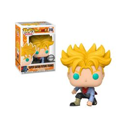 FIGURA POP DRAGON BALL SUPER FUTURE TRUNKS EXCLUSIVE 9 CM