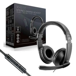 AURICULARES HEADSET GIOTECK XH-100 PS4-XONE-X360-PC