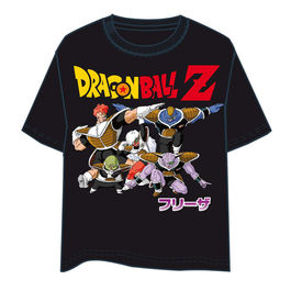 CAMISETA DRAGON BALL FUERZAS ESPECIALES