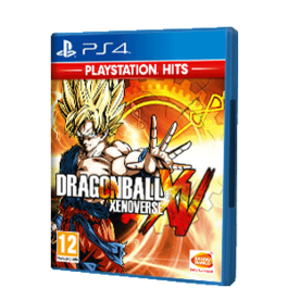 DRAGON BALL XENOVERSE PLAYSTATION HITS PS4