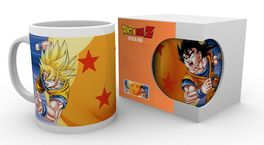 TAZA DRAGON BALL Z SON GOKU EXCLUSIVE