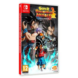 SUPER DRAGON BALL HEROES WORLD MISSION HERO EDITION SWITCH (SOLO RESERVAS)