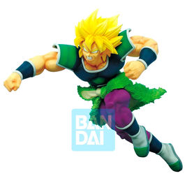 FIGURA DRAGON BALL SUPER Z-BATTLE SUPER SAIYAN BROLY 19 CM