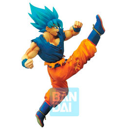 FIGURA DRAGON BALL SUPER Z-BATTLE SUPER SAIYAN GOD SON GOKU 16 CM