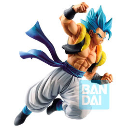 FIGURA DRAGON BALL SUPER Z-BATTLE SUPER SAIYAN GOD GOGETA 17 CM