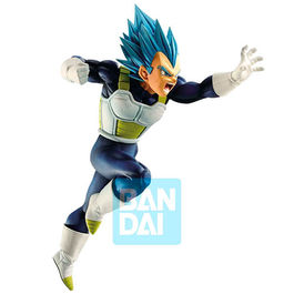 FIGURA DRAGON BALL SUPER Z-BATTLE SUPER SAIYAN VEGETA 16 CM