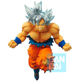FIGURA DRAGON BALL SUPER Z-BATTLE SON GOKU ULTRA INSTINCT 17 CM