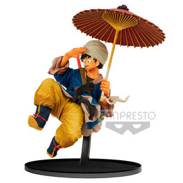 FIGURA DRAGON BALL Z BWFC SON GOKU VOL.5 18 CM