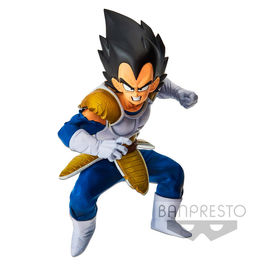 FIGURA DRAGON BALL Z BWFC VEGETA VOL.6 14 CM