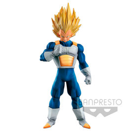 FIGURA DRAGON BALL SUPER SCULTURES BIG BUDOUKAI 6 VOL.6 SUPER SAIYAN VEGETA 17 CM