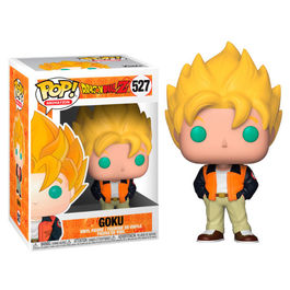 FIGURA POP DRAGON BALL Z GOKU (CASUAL) 9 CM