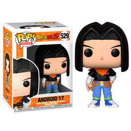 FIGURA POP DRAGON BALL Z ANDROID 17 9 CM