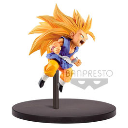 FIGURA DRAGON BALL SUPER SON GOKU FES SUPER SAIYAN 3 10 CM