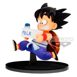 FIGURA DRAGON BALL Z BWFC SON GOKU NORMAL COLOR VER. 11 CM