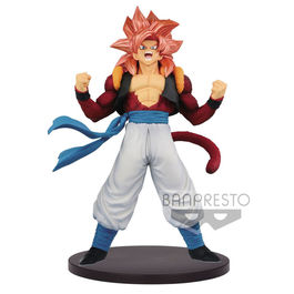 FIGURA DRAGON BALL GT BLOOD OF SAIYANS SUPER SAIYAN 4 GOGETA 20 CM