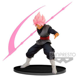 FIGURA DRAGON BALL Z BWFC SUPER SAIYAN ROSE GOKU BLACK VER.A 14 CM