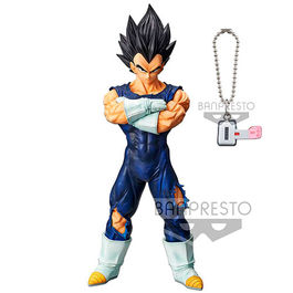 FIGURA DRAGON BALL Z GRANDISTA NERO VEGETA 26 CM