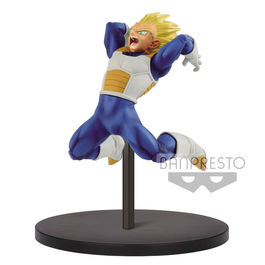 FIGURA DRAGON BALL SUPER CHOSENSHIRETSUDEN SUPER SAIYAN VEGETA 13 CM