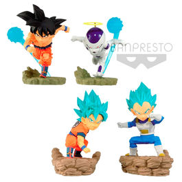 MINI FIGURA DRAGON BALL SUPER MOVIE VOL.3 SURTIDO 7 CM