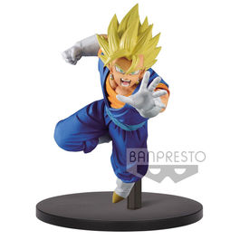 FIGURA DRAGON BALL CHOSENSHIRETSUDEN SUPER SAIYAN VEGETTO 15CM
