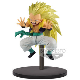 FIGURA DRAGON BALL CHOSENSHIRETSUDEN SUPER SAIYAN 3 GOTENKS 10CM