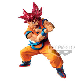 FIGURA DRAGON BALL GT BLOOD OF SAIYANS SUPER SAIYAN SON GOKU 17 CM