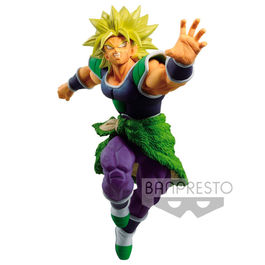 FIGURA DRAGON BALL SUPER MATCH MAKERS SUPER SAIYAN BROLY 18 CM