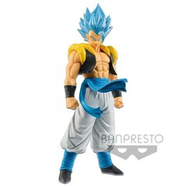 FIGURA DRAGON BALL SUPER GRANDISTA RESOLUTION OF SOLDIER SSGSS SUPER GOGETA 27 CM