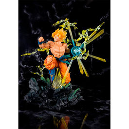 FIGURA DRAGON BALL Z FIGUARTS ZERO SUPER SAIYAN BROLY TAMASHI WEB EXCLUSIVE 32 CM