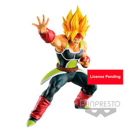 FIGURA DRAGON BALL Z POSING SERIES SUPER SAIYAN BARDOCK 17 CM