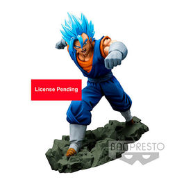 FIGURA DRAGON BALL Z DOKKAN BATTLE COLLAB SUPER SAIYAN VEGETTO 16 CM