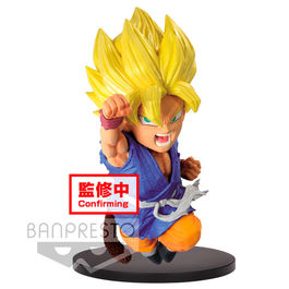 FIGURA DRAGON BALL GT SUPER SAIYAN SON GOKU WRATH OF THE DRAGON 13 CM